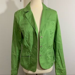 Ann Taylor LOFT Button Up Blazer